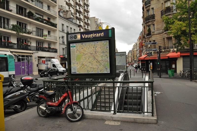 plus-value immobilière à Paris 15 Vaugirard