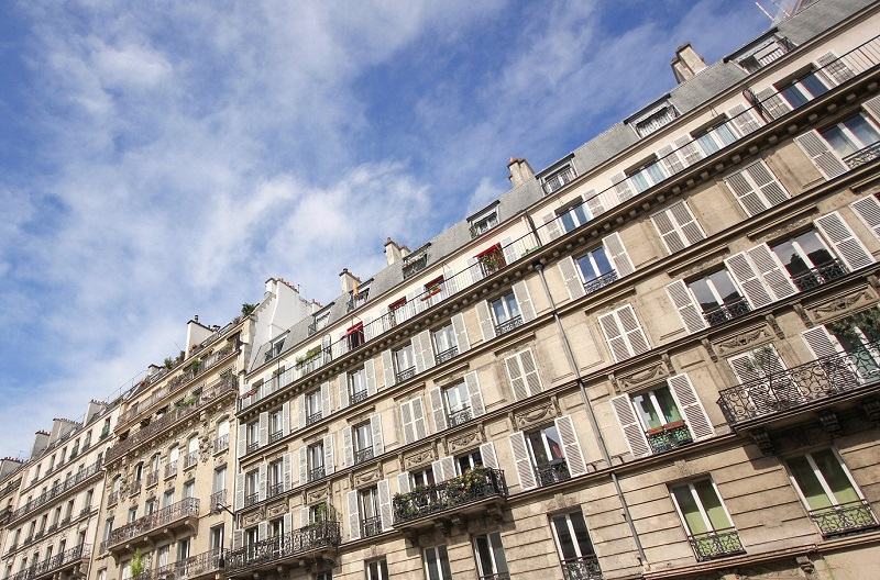 achat d'appartement à Paris 15 Vaugirard